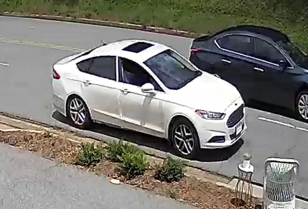 321 Suspect Car