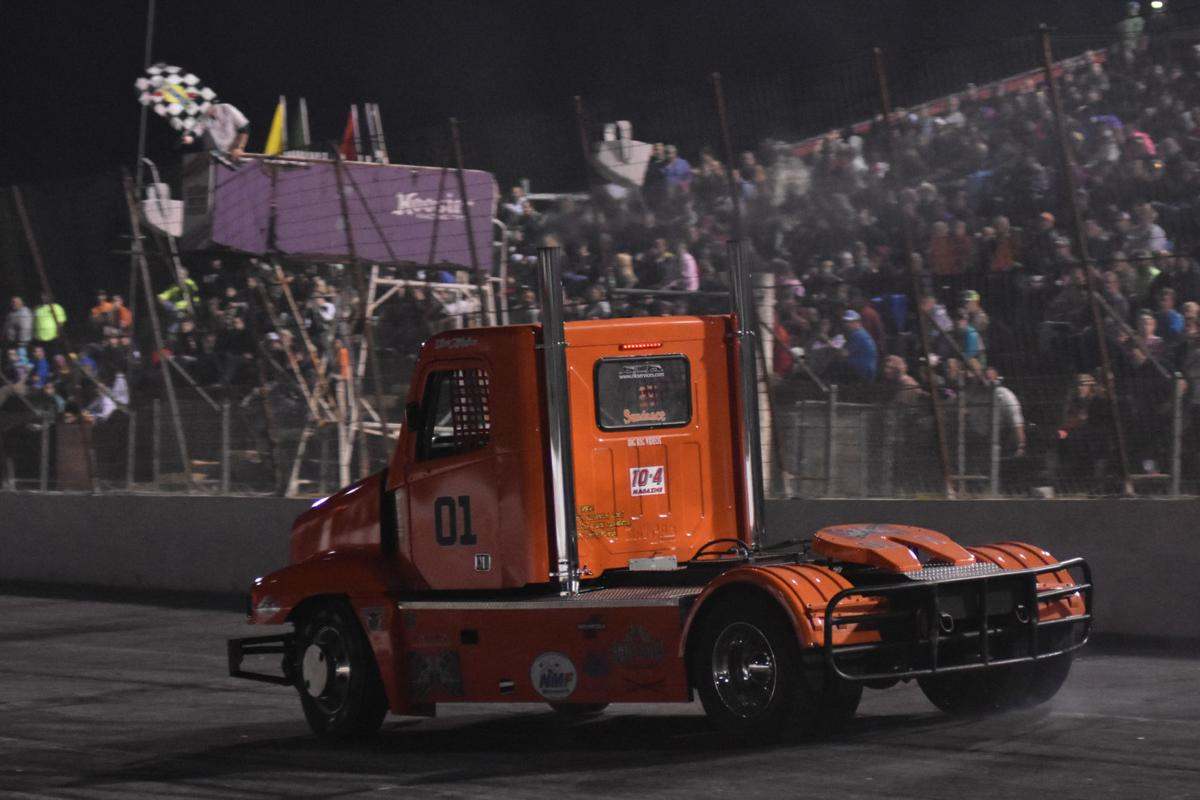 Bandit Big Rigs roll into action at Hickory Motor Speedway