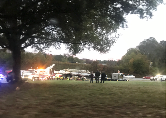 Caldwell Crash
