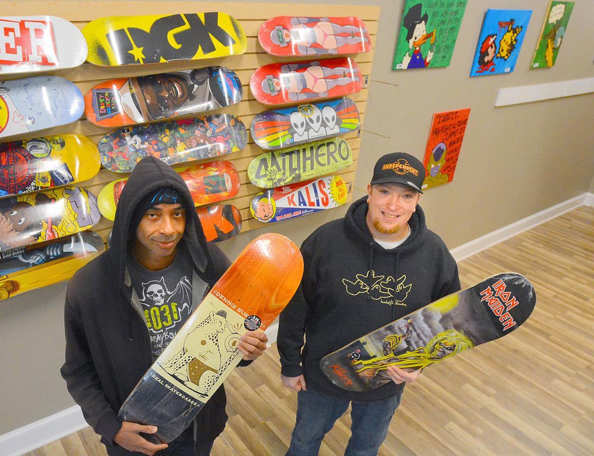 Skate store
