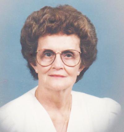 Wilson, Shirley Mae Waters