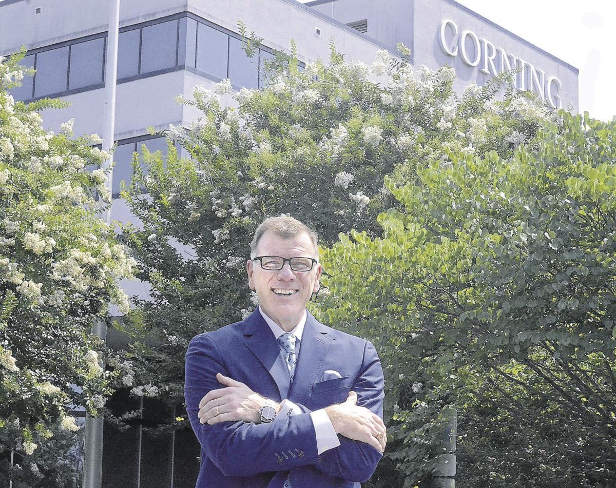 Corning headquarters moving