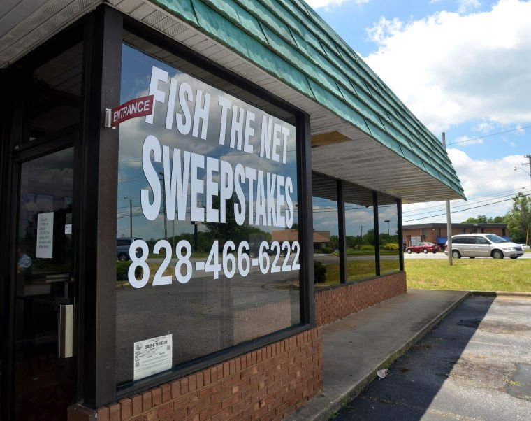 Sweepstakes firm suing Catawba cities, police to get fees