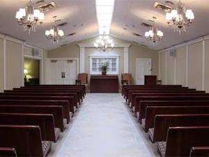 Hickory Location Interior