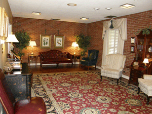 Hickory Location Interior 2