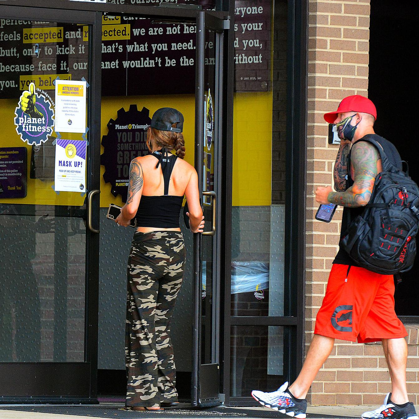 Hickory Planet Fitness Reopens With New Covid 19 Health Policies Local News Hickoryrecord Com