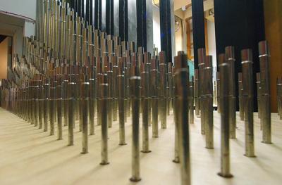 New organ at Corinth Reformed Church