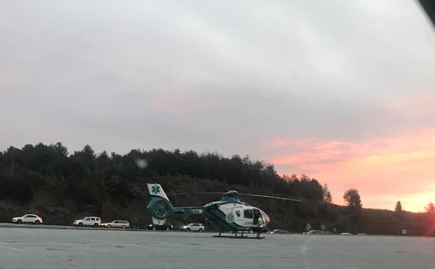 Caldwell Crash 2