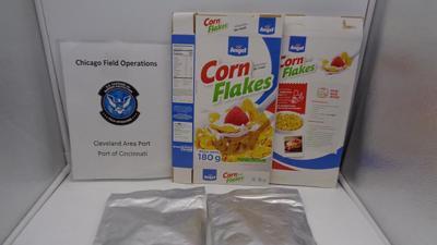 Cocaine corn flakes