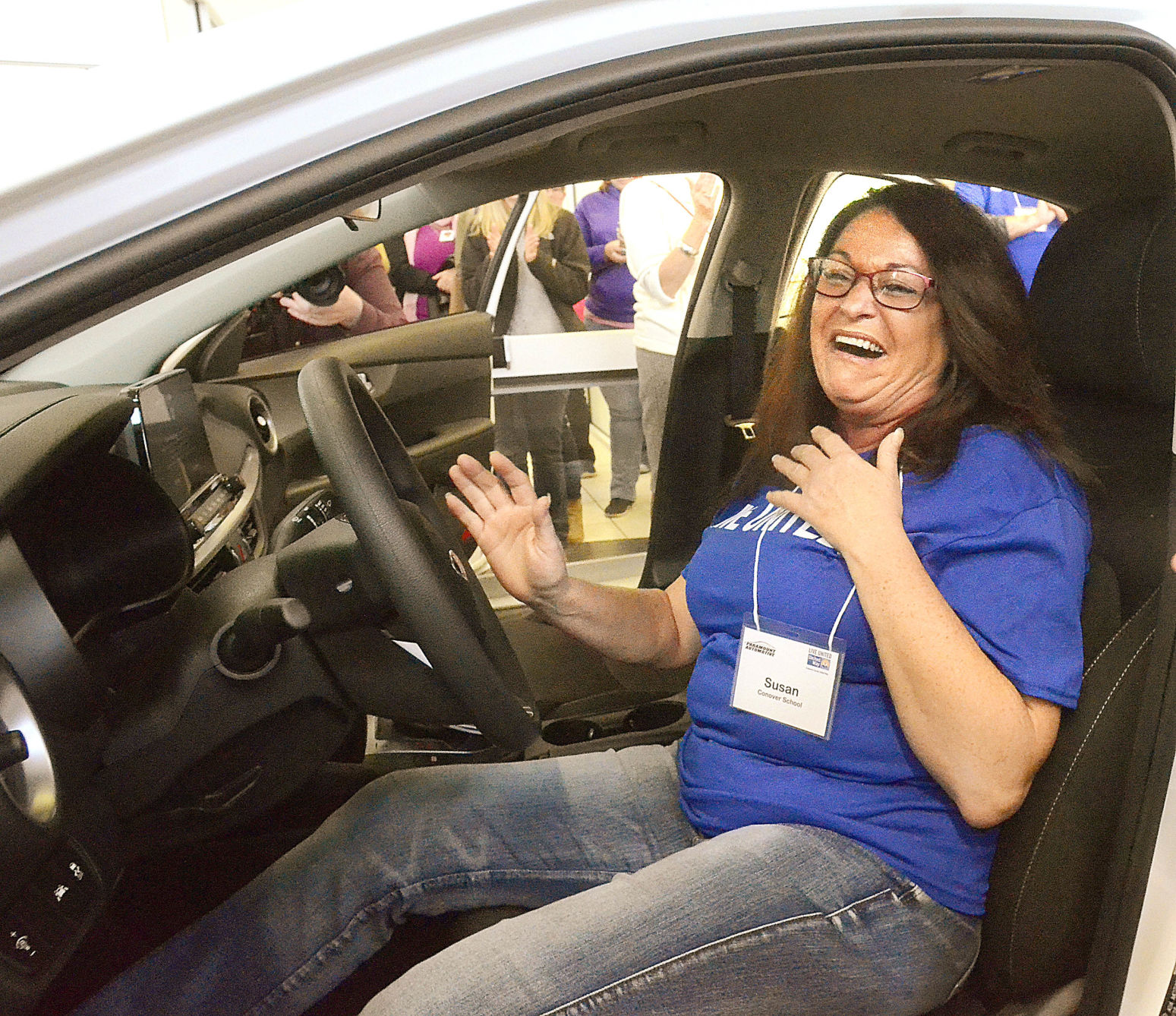 United way car giveaway