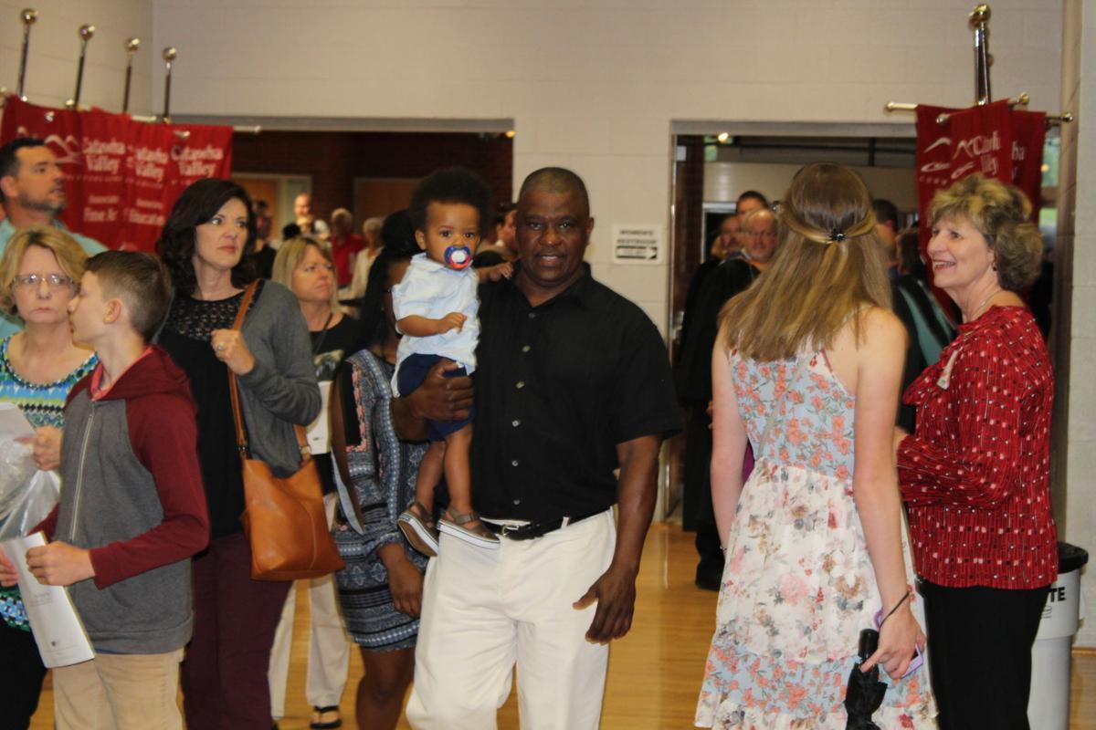 Catawba Valley Community College graduation photos: School of