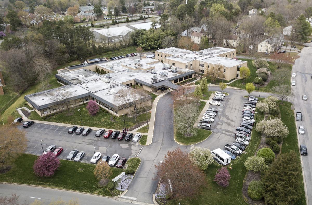 Canterbury Rehab facility