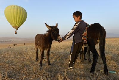 Kyrgyzstan Village Photo Gallery