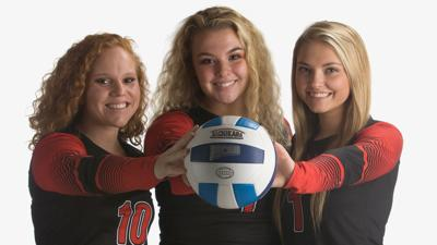 CVCC Volleyball