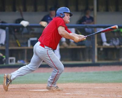 Hickory snags win; Legion team's victory over Mocksville raises record to 6-9