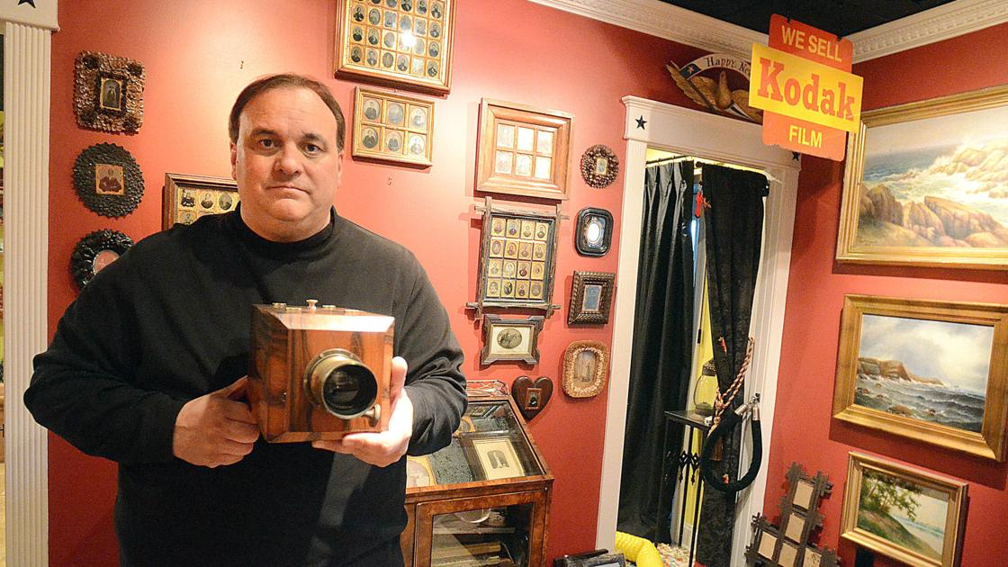 Notable Neighbor Paul Lafavore: Interest in Civil War led him to photos of long-forgotten subjects