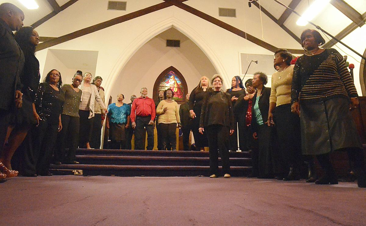 Exodus Ministries celebrates community with gospel concert