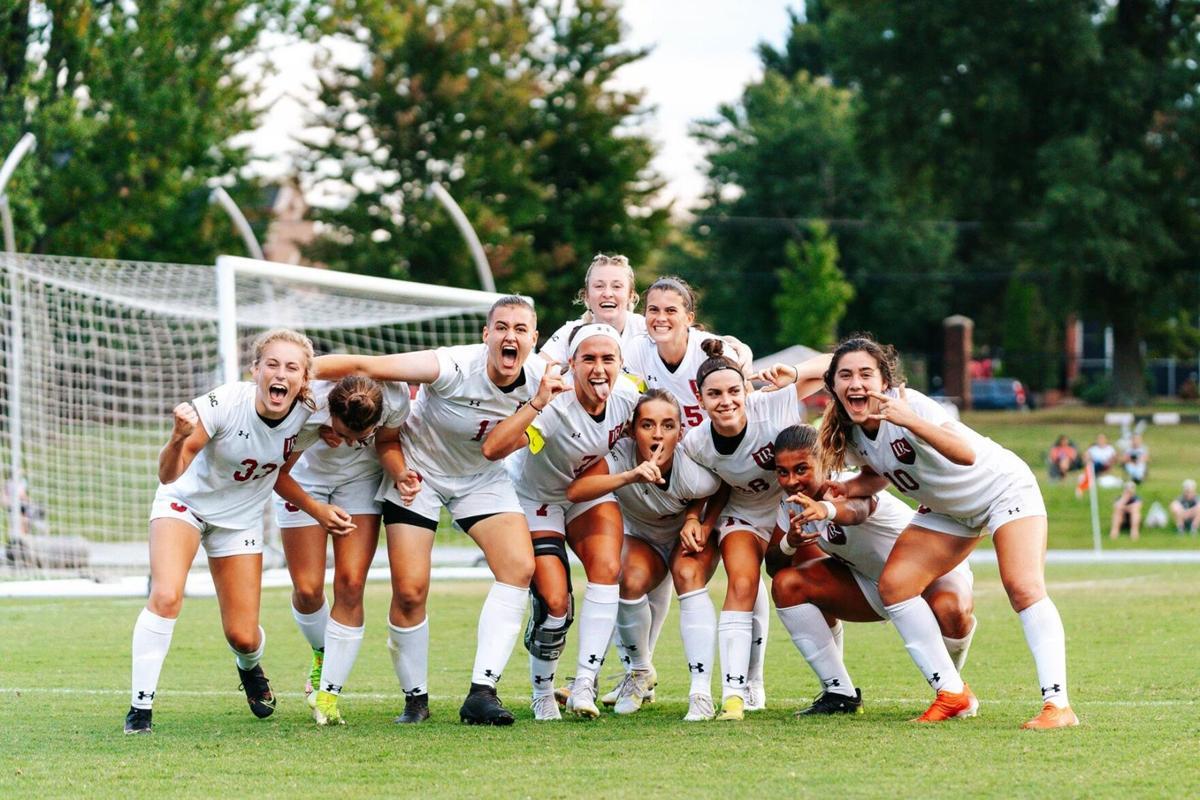 Lenoir-Rhyne women's soccer
