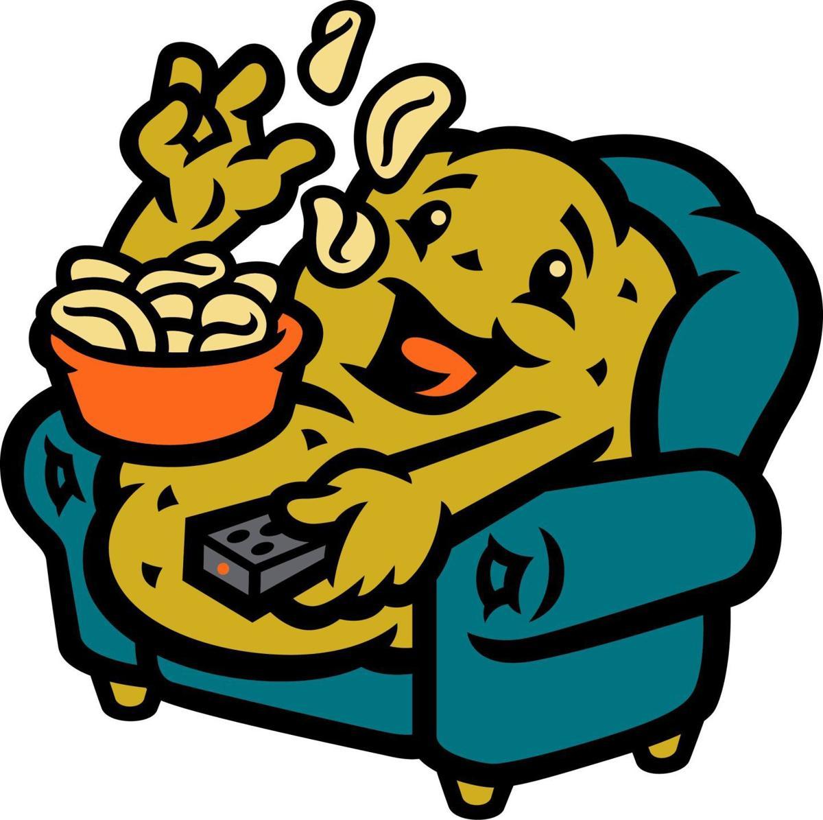 Couch Potato Logo