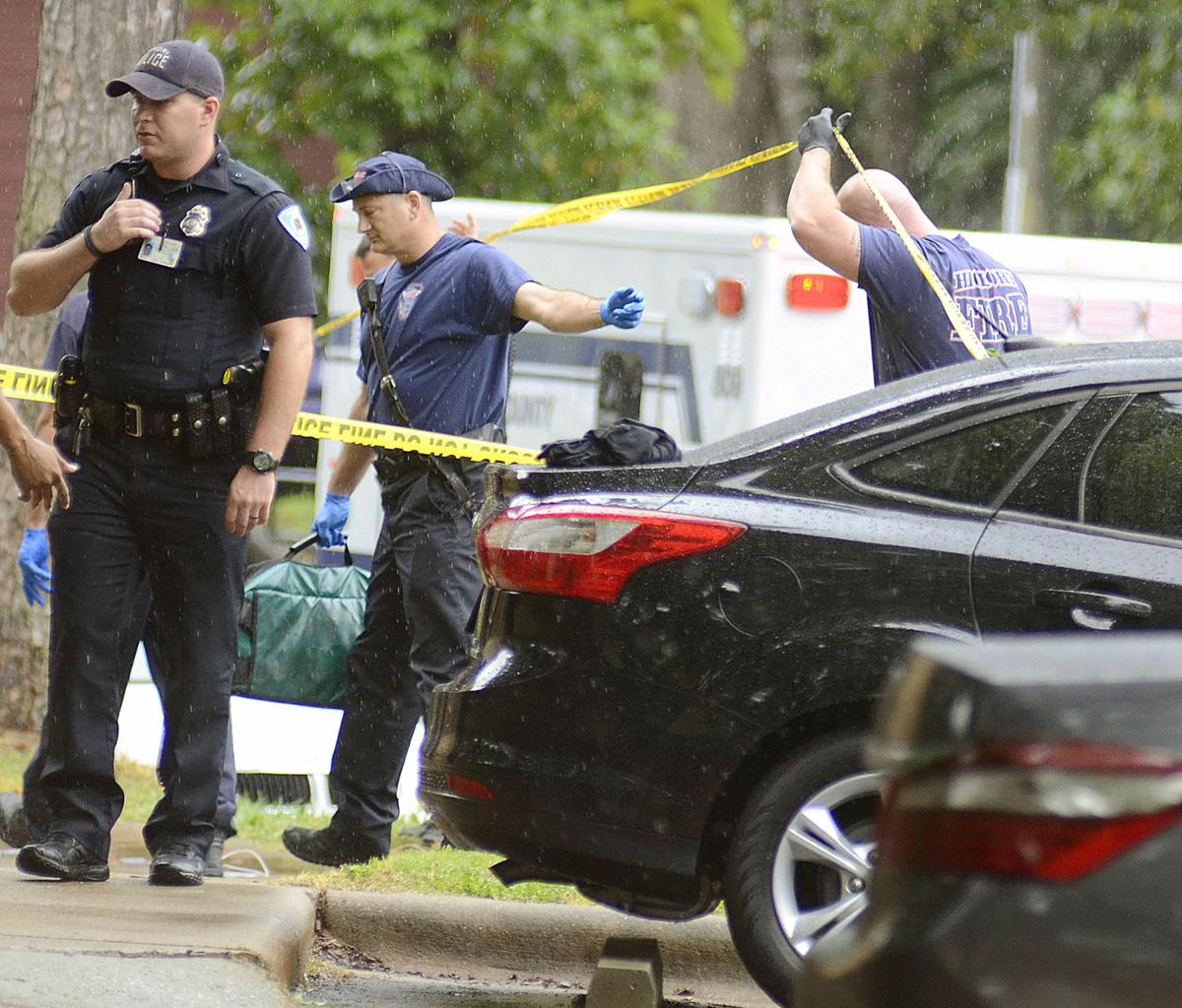 2 Slain In Ridgecrest Apartments Shooting, Hickory Police