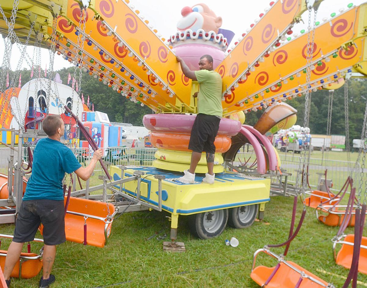 Hickory American Legion Fair