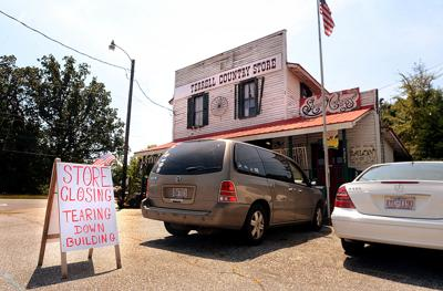 Saving Terrell Country Store