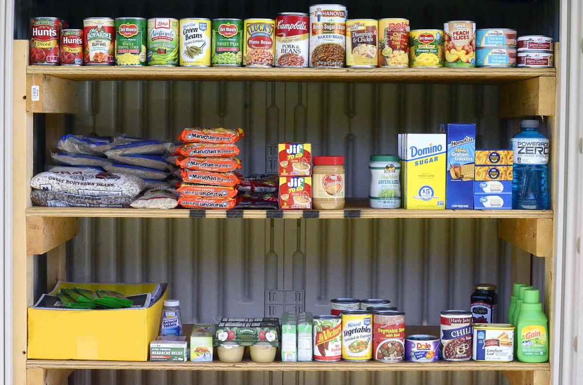 A Place to Talk church creates 24/7 food pantry for Hickory ...