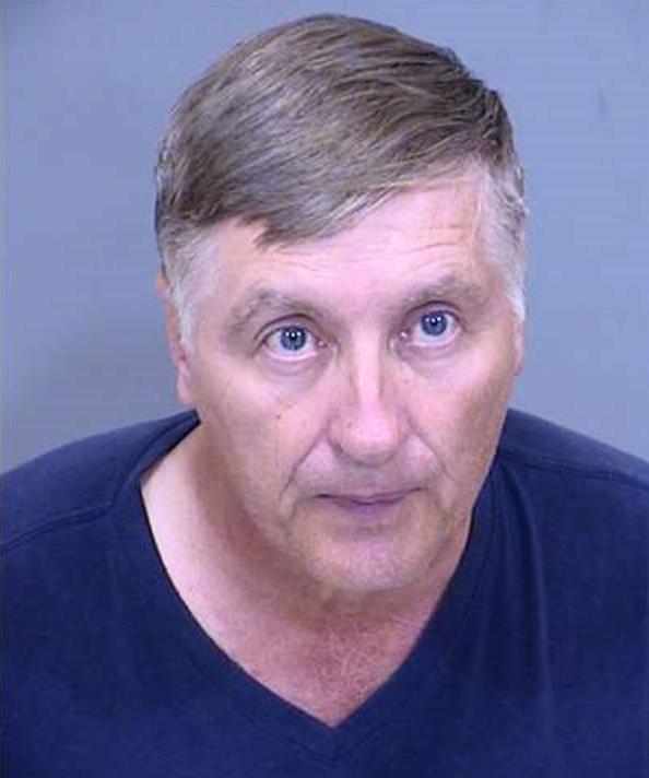 Eric Parker Captured Mug