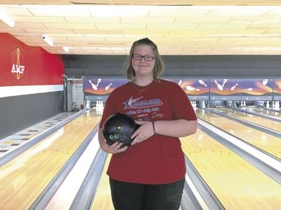 Cierra Brown competes in national bowling tournament; places 19th out of 446