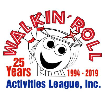 Walkin' Roll celebrates 25 years of activity