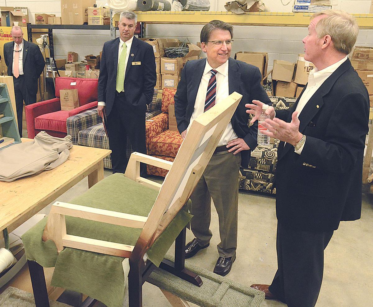 Cvcc Unveils New Furniture Academy News Hickoryrecord Com
