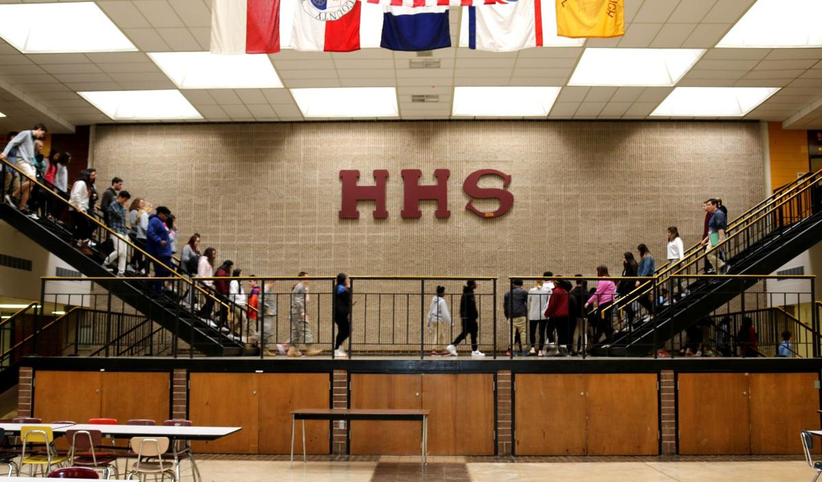 Hickory students take part in statewide tornado drill