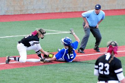 Mooresville-South Caldwell softball Game 3