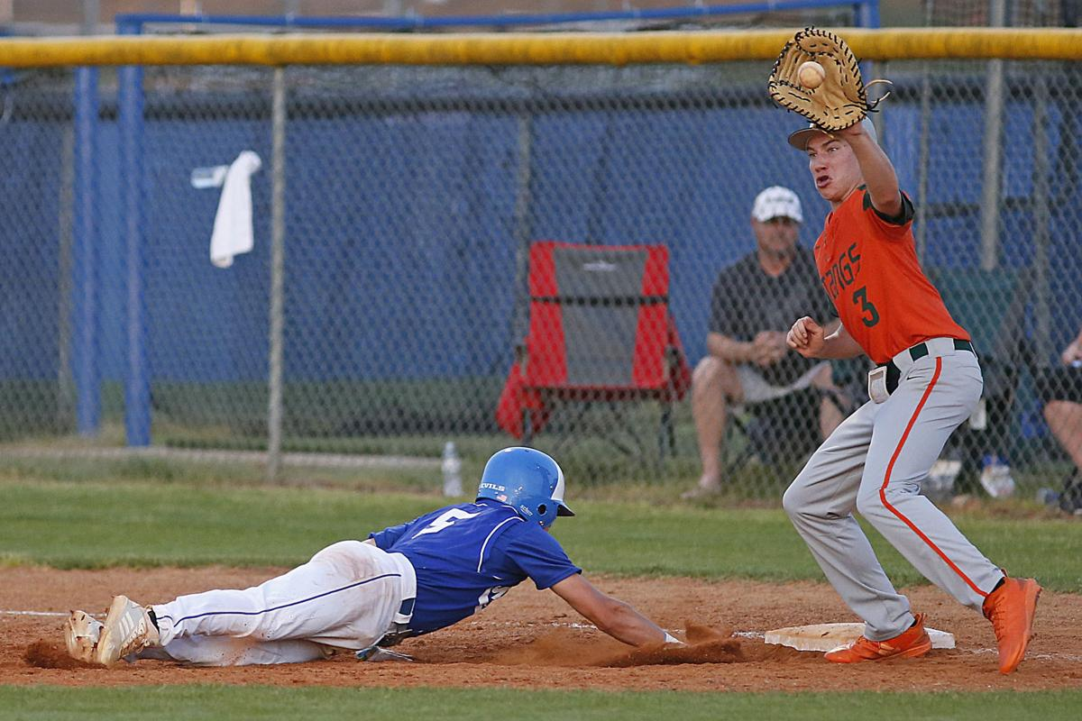 Prep Baseball: 'Snakebit' Maiden falls to East Lincoln in South ...