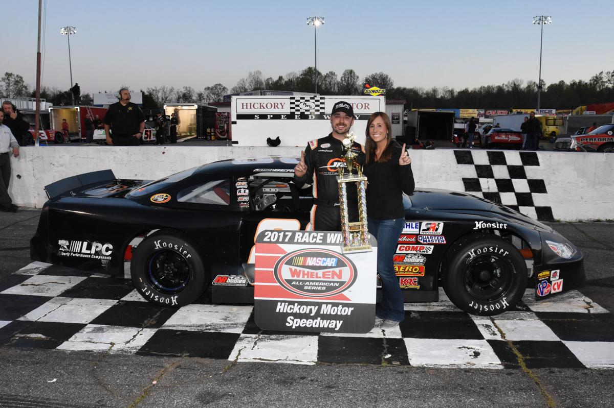 Berry returns to Victory Lane in Late Models race at Hickory