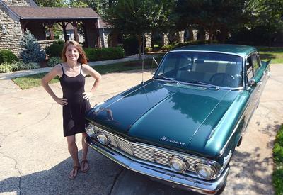 1963 Mercury Comet Custom