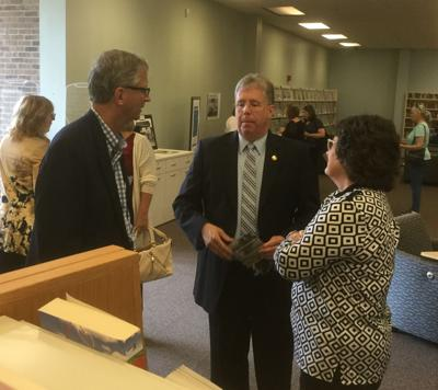 Setzer optimistic about state park in Catawba County