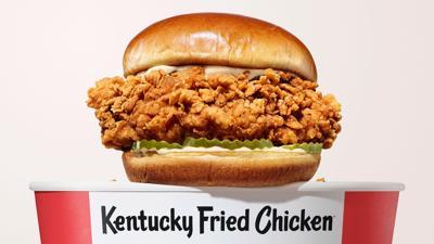 KFC is finally upgrading its chicken sandwich