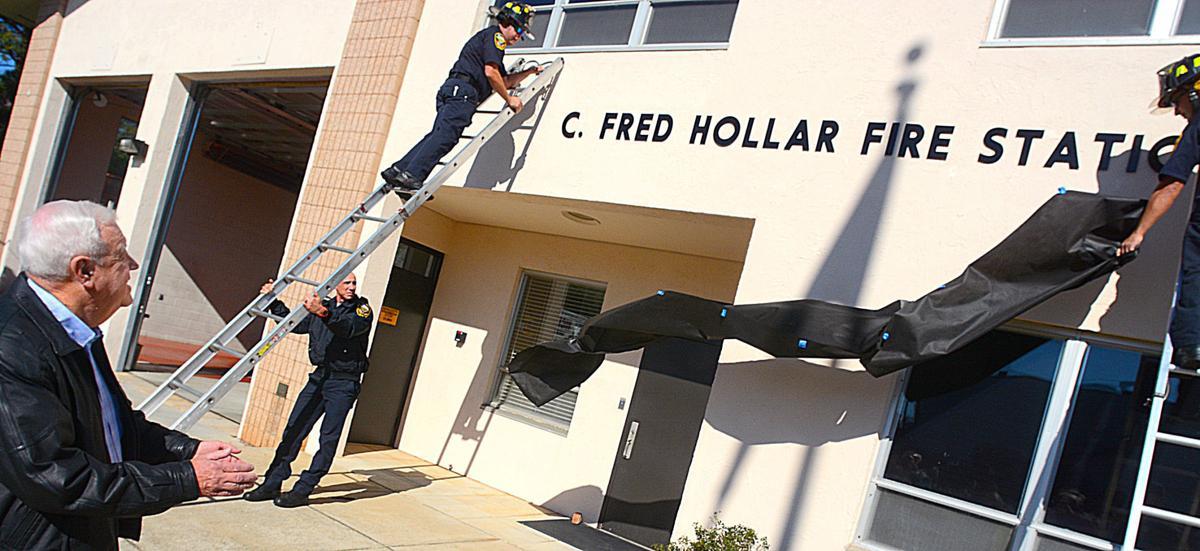 FRED HOLLAR STATION 2