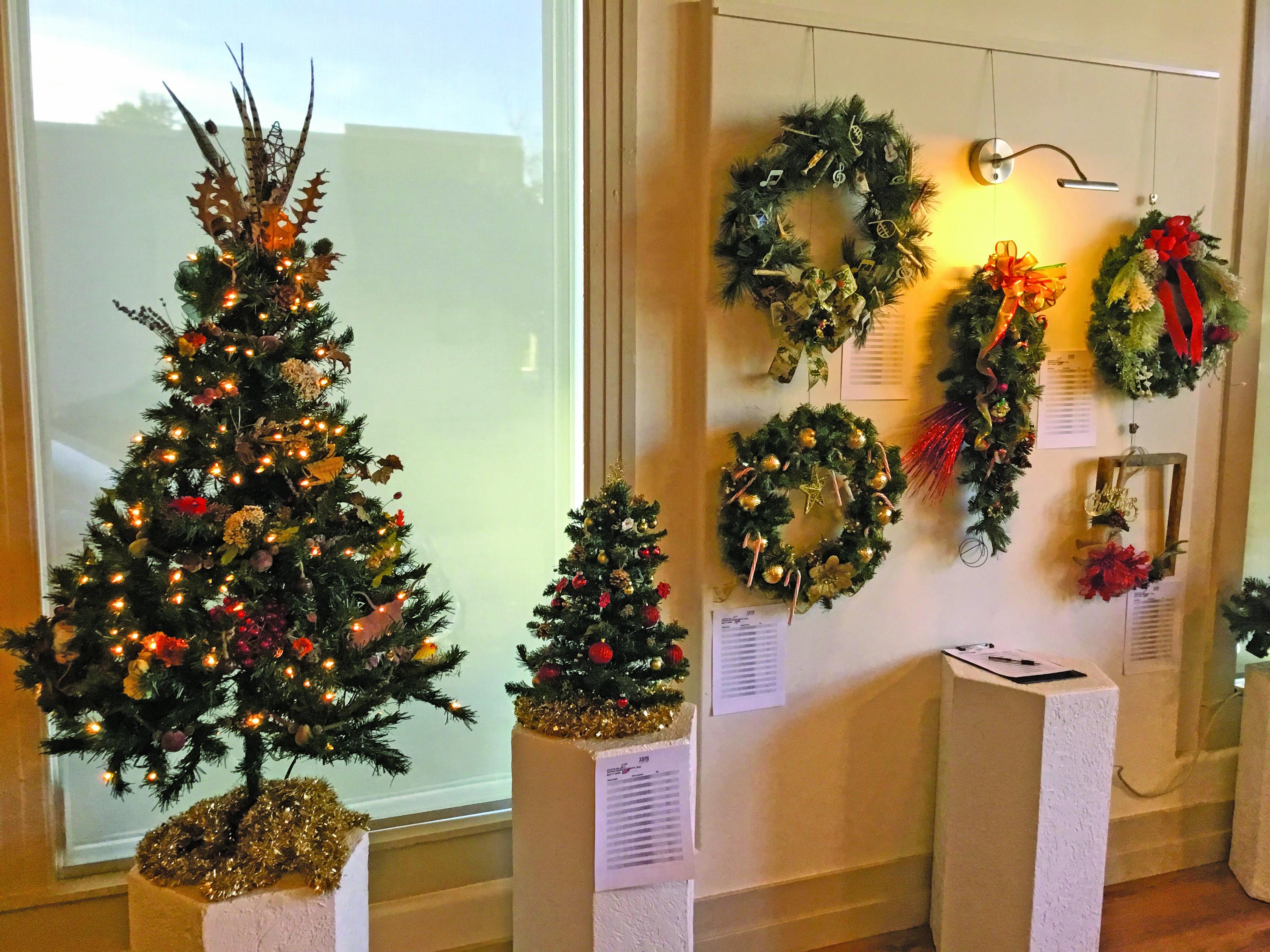 Christmas Wreaths and