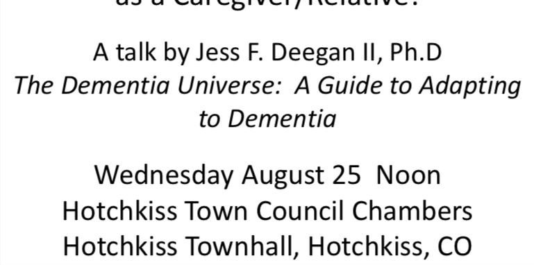 dementia talk 2