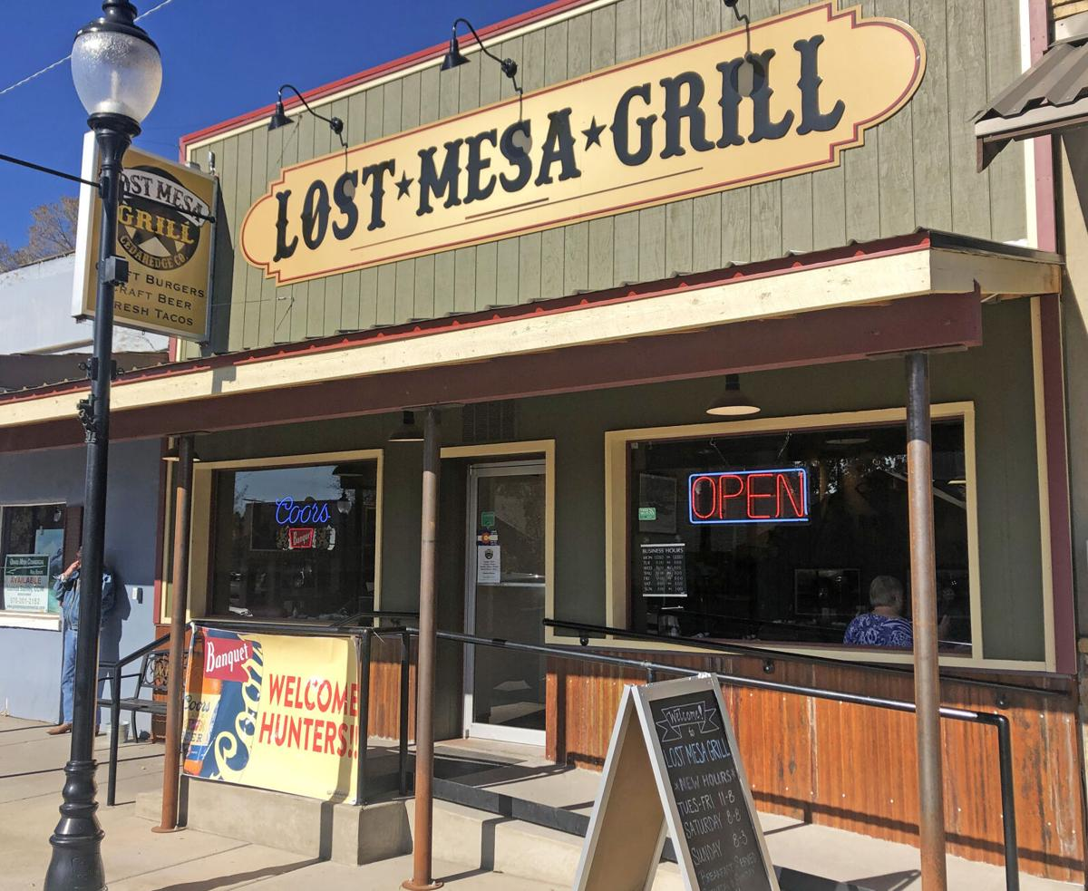 Lost Mes Grill
