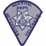 Hotchkiss Marshal patch
