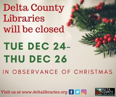 Libraries Closed