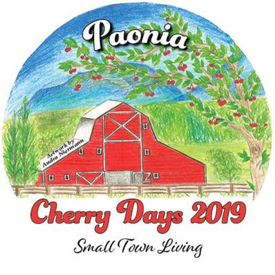 Cherry Days Button