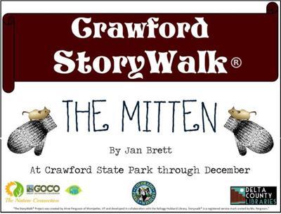 Crawford State Park StoryWalk