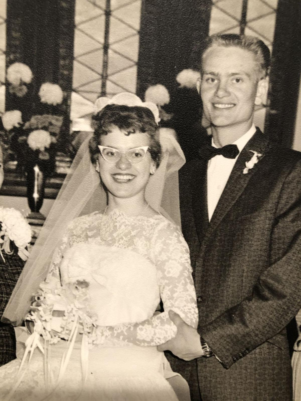 Wedding Robert and Charlotte Webb