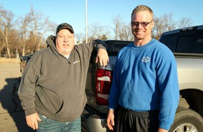Don Huckins and Trevor Kittelson