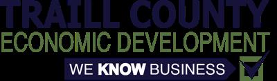 Traill County EDC Logo new