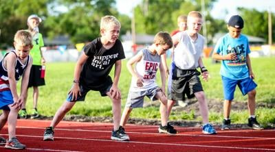 Youth track meet 2019